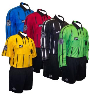 812d4a12f New referee uniforms were approved and are now available through Official  Sports International.